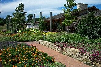 Reiman Gardens - Image: RG Mahlestede Building