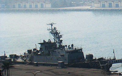 ROCN PGG-608 in Port of Keelung 20100131.jpg