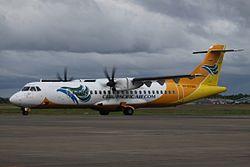 ATR 72-500 der Cebgo