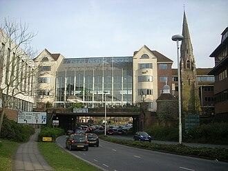 Horsham - St Mark's Court registered office of the RSA Insurance Group