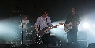 Palma Violets band