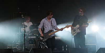 Picture of a band or musician: Palma Violets