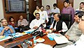 Radha Mohan Singh launched the 3 Web-portals Participatory Guarantee System- India for organic certification, Soil Health Management System and Fertilizer Quality Control System, at a function.jpg