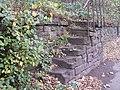 Railway Steps, Wortley Road, Deepcar - geograph.org.uk - 1571922.jpg