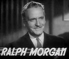 Ralph Morgan a Speed (1936)