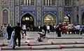 Ramadan 1439 AH, Qur'an reading at Goharshad Mosque, Mashhad - 27 May 2018 19.jpg