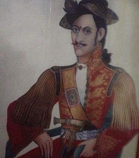 former Acting Mukhtiyar of Nepal