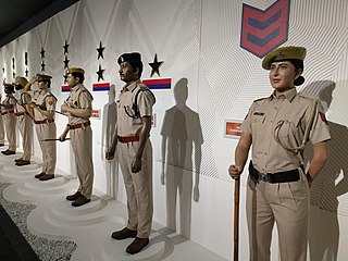 Police ranks and insignia of India