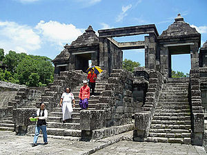 Ratu Boko - The gate of Ratu Boko compound