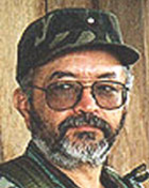 1999–2002 FARC–Government peace process - 'Raúl Reyes; Farc negotiator.