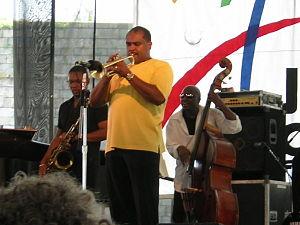 Ravi Coltrane - Image: Ravi Coltrane Terell Stafford Charnett Moffett