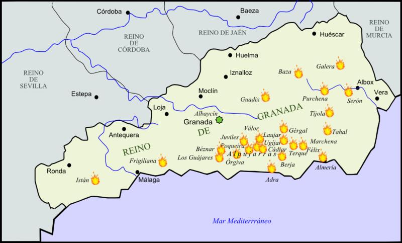 Rebelión de las Alpujarras (1568-1571) 800px-Rebeli%C3%B3n_de_Las_Alpujarras