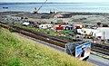 Rebuilding Rosslare harbour - geograph.org.uk - 1756522.jpg