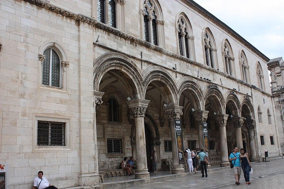 Rectors Palace, Dubrovnik, July 2011 (01)
