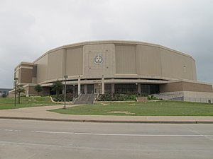Reed Arena - Reed Arena Exterior, 2016