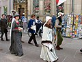 Reenactment of the entry of Casimir IV Jagiellon to Gdańsk during III World Gdańsk Reunion - 082.jpg