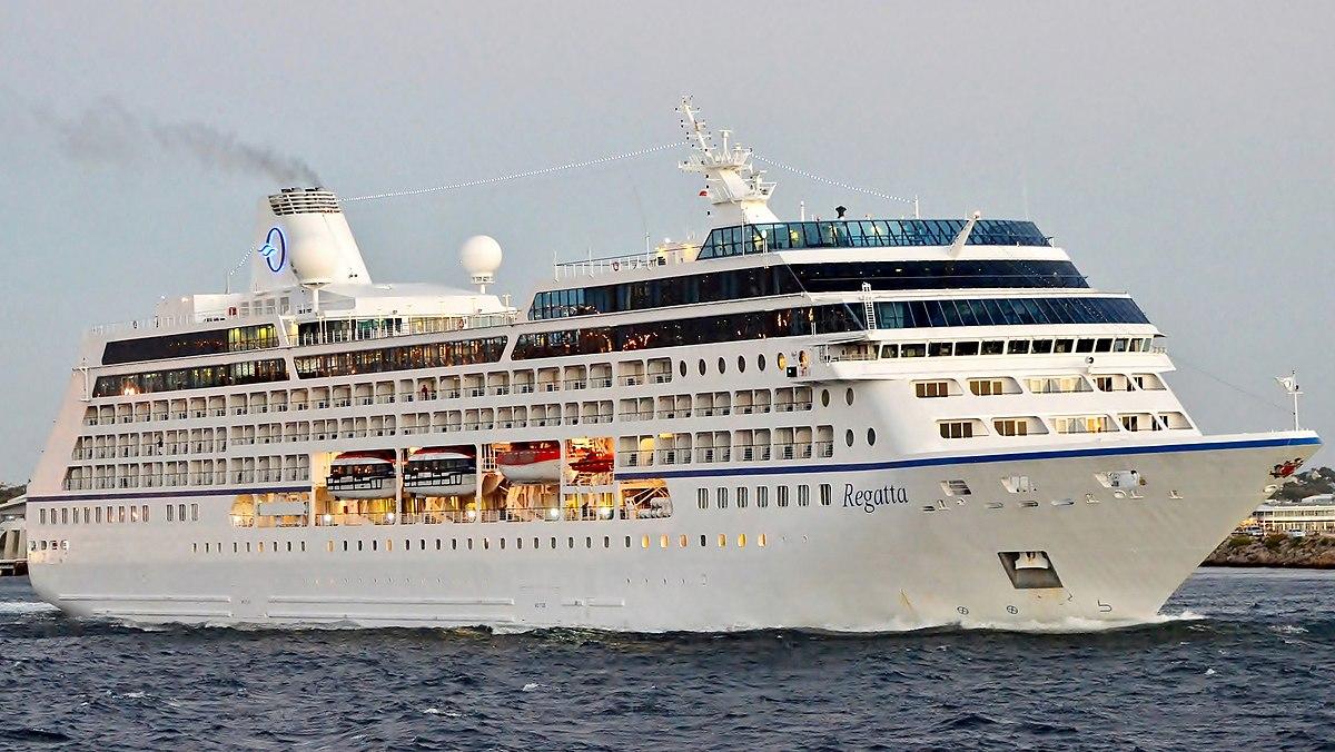 MS Regatta Wikipedia - Oceania regatta cruise ship