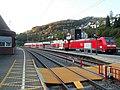 Regionalexpress Karlsruhe - Konstanz Bahnhof Hornberg (3).jpg