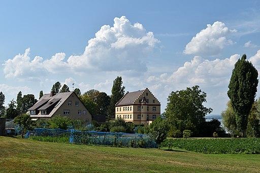 Klosterinsel Reichenau, Schloss Windegg August 2018