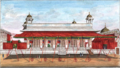 Reminiscences of Imperial Delhi The Diwan-i Khass from the west.png