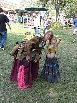 Renaissance fair - people 63