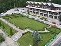Restaurantul Lotru - Vedere de pe Hotelul Lotru - panoramio.jpg