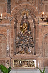 Altar of the Immaculate Conception