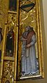 Retaule de la mare de Déu dels Àngels i de l'Eucaristia (detall de la polsera), Joan Reixac, museu catedralici de Sogorb.JPG