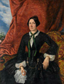 Retrato de senhora (1851) - Manuel Maria Bordalo Pinheiro (1815-1880).png