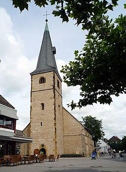 Rheda Wiedenbrück, ev. Stadtkirche Rheda