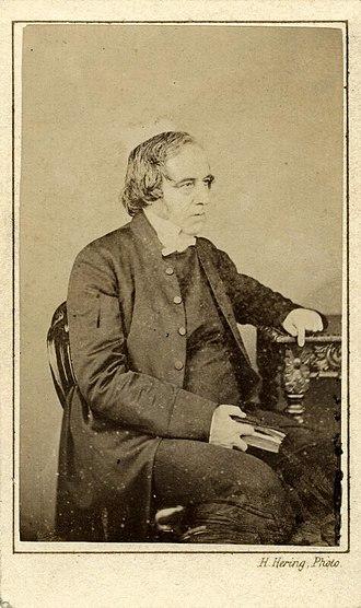 Richard Chenevix Trench - Richard Chenevix Trench circa 1860
