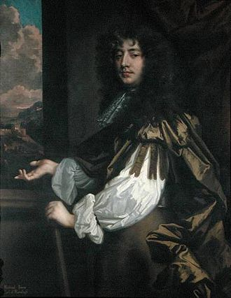 Richard Jones, 1st Earl of Ranelagh - Portrait, oil on canvas, Richard Jones, 1st Earl of Ranelagh (1641–1712) by Sir Peter Lely (1618–1680)