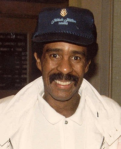 Richard Pryor, American stand-up comedian, actor, social critic, writer, and MC