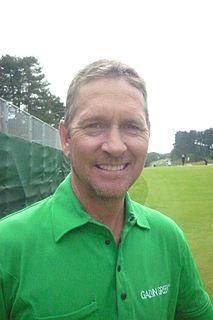 Rick Gibson (golfer) Canadian professional golfer