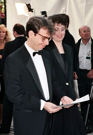 Rick Moranis - Moranis at the 1990 Academy Awards