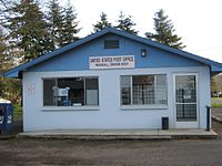Rickreall Post Office
