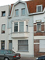 Rij burgerhuizen, Meerlaan 19, Knokke (Knokke-Heist).JPG