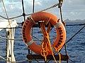 Ring buoy on ship Polynesia (288580676).jpg