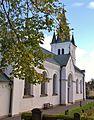 Ringamåla kyrka Kyrkan från nordvväst 07.JPG