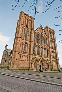 Ripon Cathedral, North Yorkshire, England.jpg