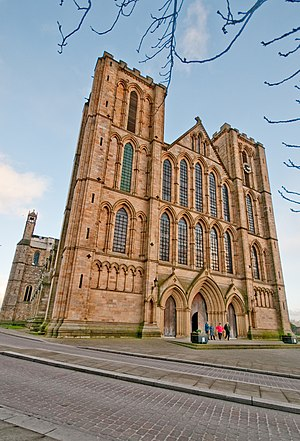 Ripon Cathedral, North Yorkshire, England