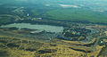 Rishon LeZion Lake Park, SuperLand and Yes Planet Aerial View 02.jpg