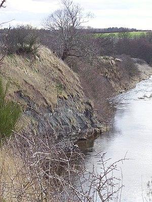 Whiteadder Water - Image: River Whiteadder. geograph.org.uk 150402