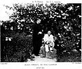 Robert Hugh Benson at Hare Street, in the garden, 1911.jpg