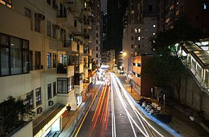 Robinson Road at night.jpg