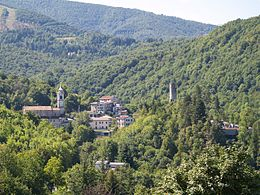 Panorama di Roburent
