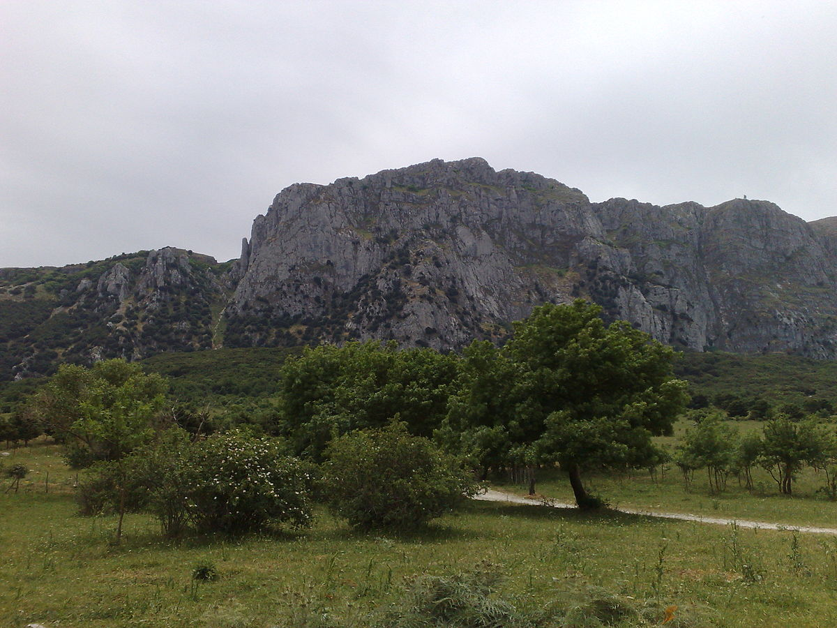 Rocca Busambra - Wikip...