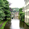 Rochdale Canal from Station Road - geograph.org.uk - 481962.jpg
