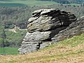 Rocks on Froggatt Edge - geograph.org.uk - 1282616.jpg