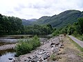 Rocky bank of River Nevis - geograph.org.uk - 856359.jpg